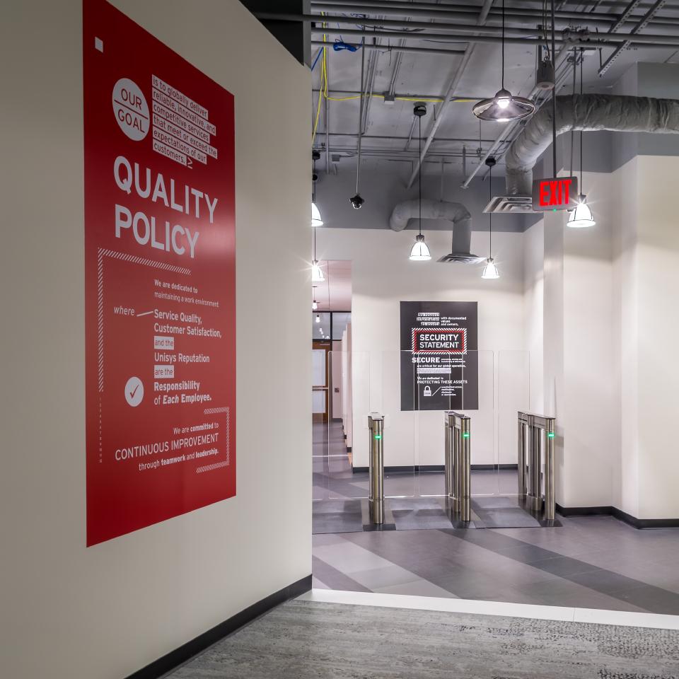 Unisys mural installations wier stewart raquel m rivera director of transition transformation proj mgmt unisys stopboris Gallery